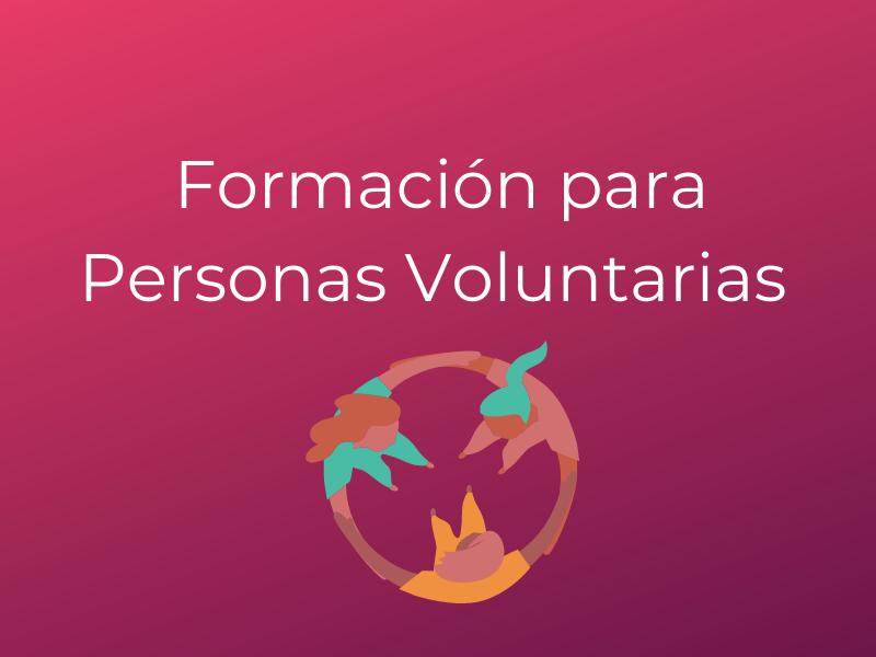 Formación Personas Voluntarias de Eslabón