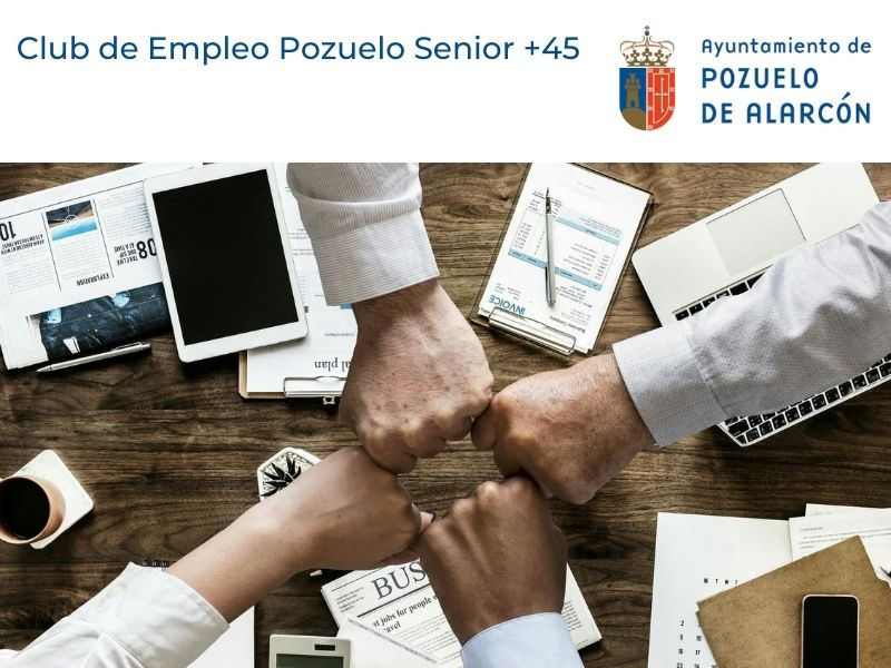 Club de Empleo Pozuelo Senior +45